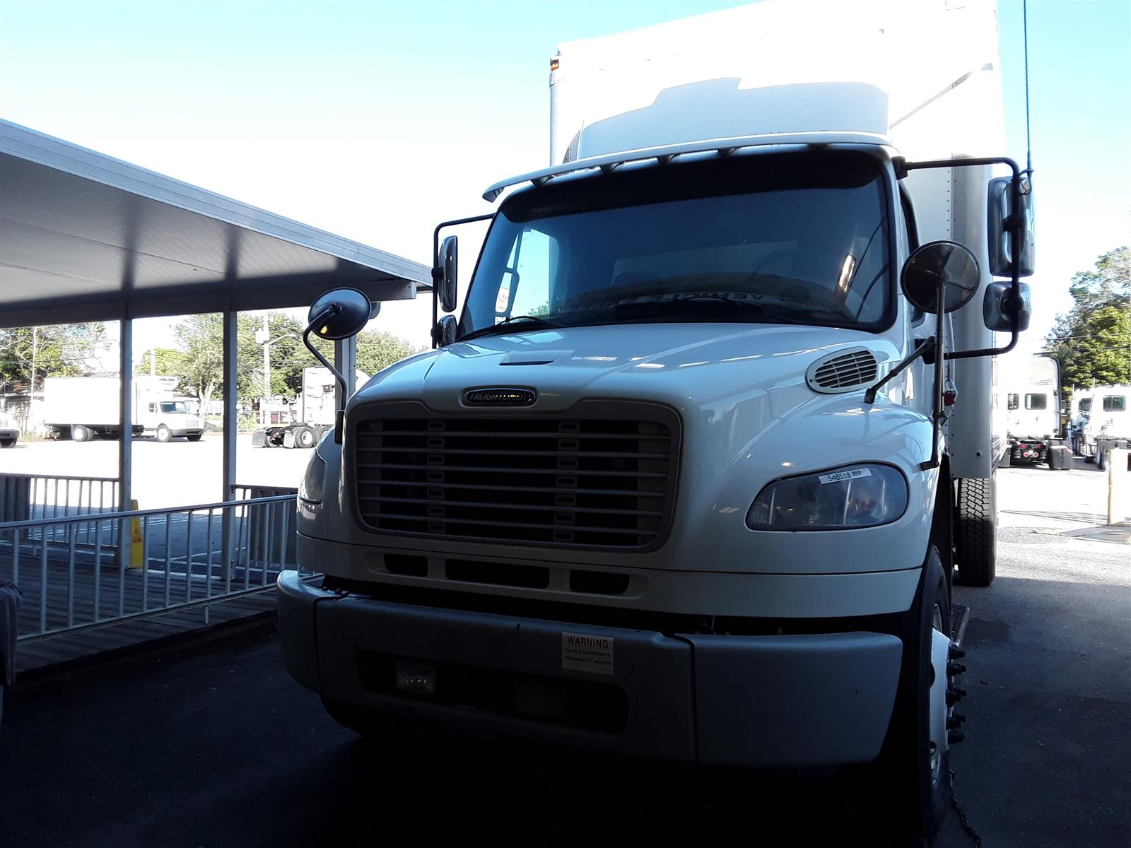 2014 Freightliner M2 106 6x4, Dry Freight #548518 - photo 1