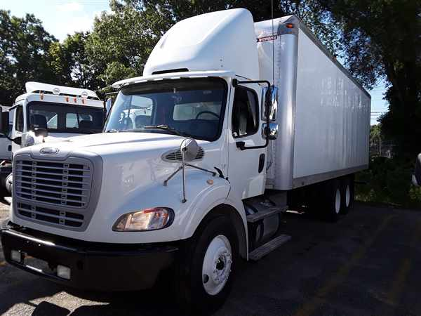 2015 Freightliner Truck 6x4, Dry Freight #334467 - photo 1