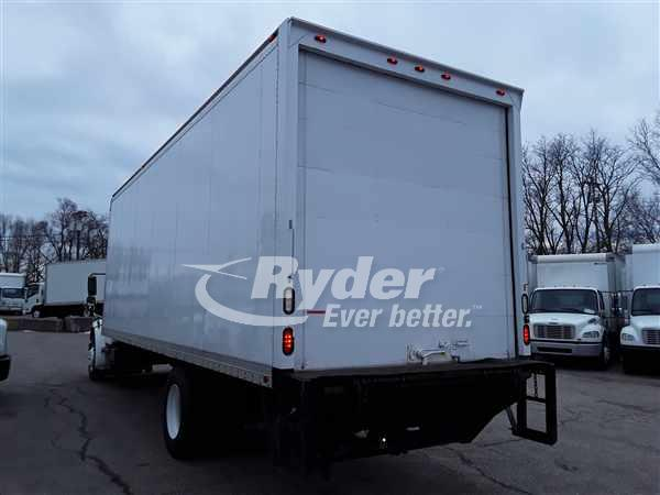 2015 Freightliner M2 106 4x2, Morgan Dry Freight #351494 - photo 1