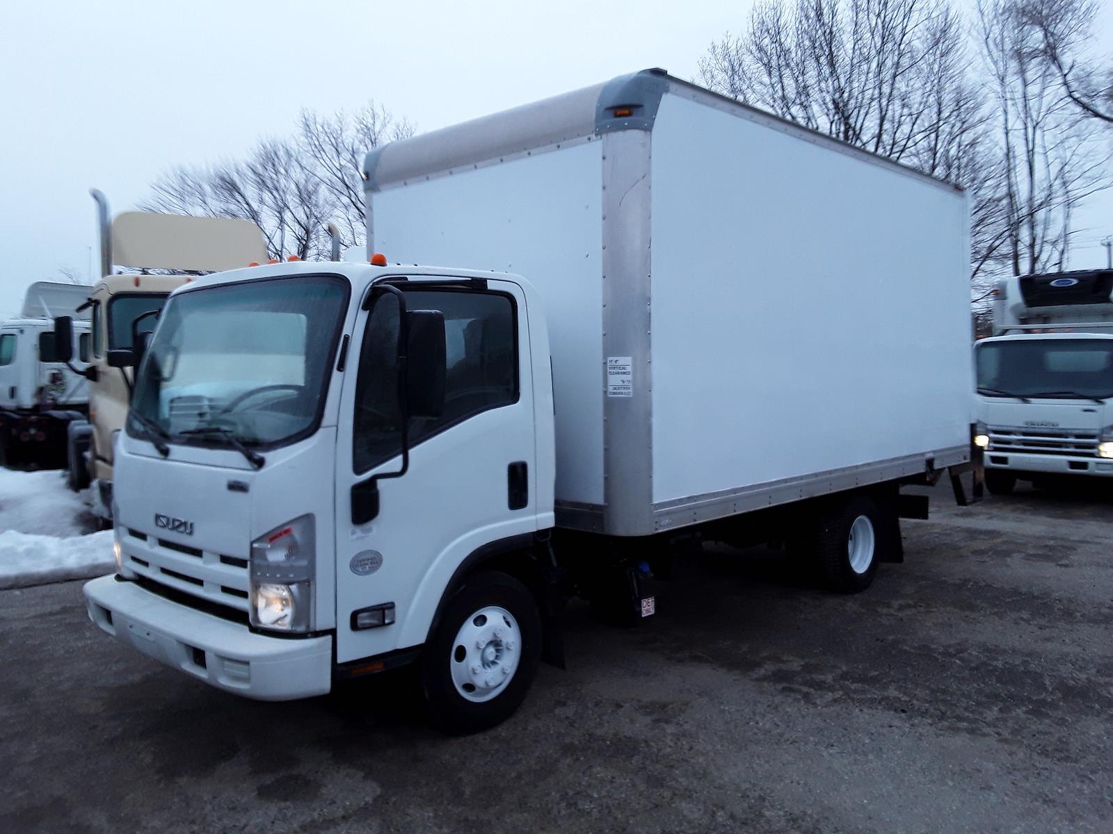 2015 Isuzu NPR-HD Regular Cab 4x2, Dry Freight #389828 - photo 1