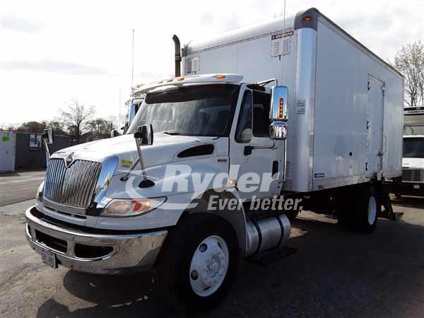 2012 International Truck 4x2, Dry Freight #430807 - photo 1