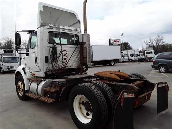 2012 International TranStar 8600 4x2, Tractor #433283 - photo 1