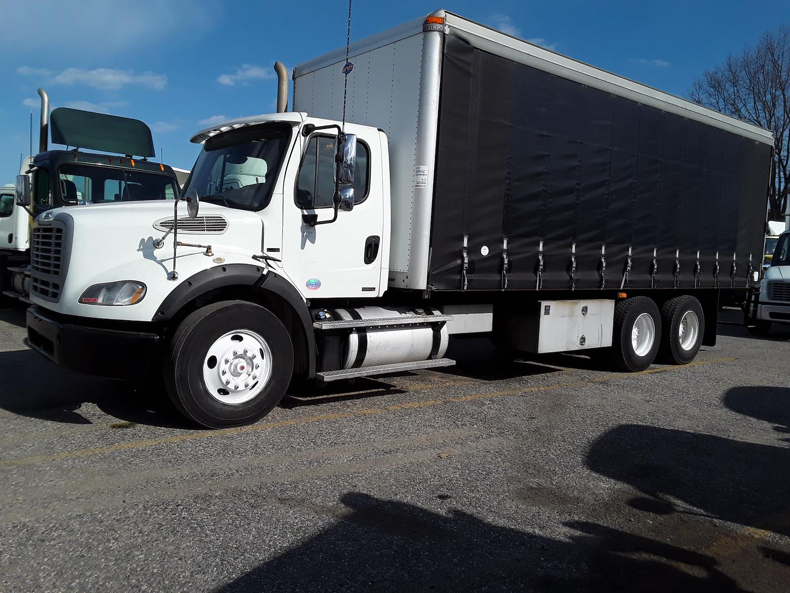 2013 Freightliner M2 112 6x4, Dry Freight #453421 - photo 1