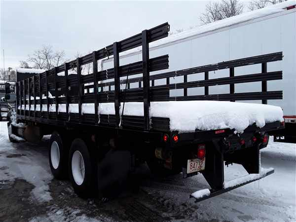 2012 Freightliner Truck 6x4, Stake Bed #453509 - photo 1