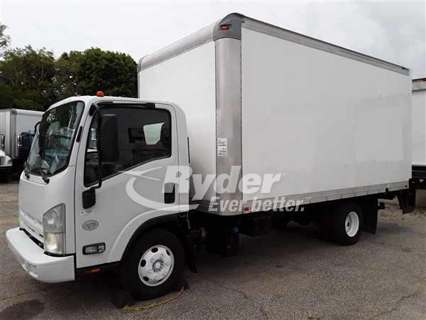 2012 Isuzu NPR 4x2, Dry Freight #456289 - photo 1