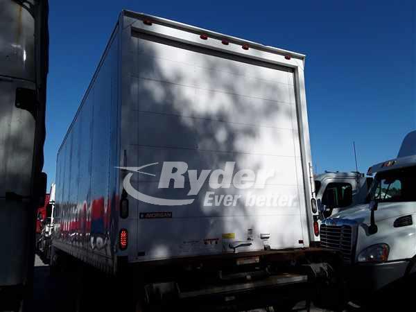 2013 International Truck 4x2, Morgan Dry Freight #474664 - photo 1