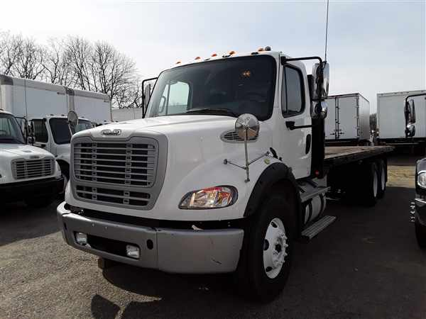 2013 Freightliner Truck 6x4, Platform Body #478143 - photo 1