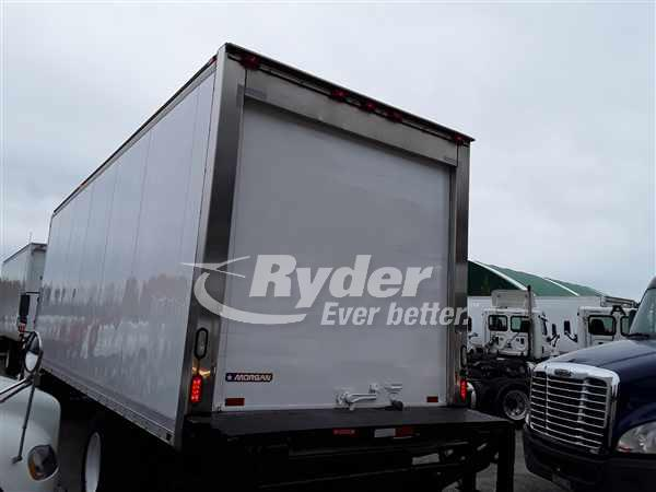 2013 Freightliner M2 106 4x2, Morgan Refrigerated Body #480935 - photo 1