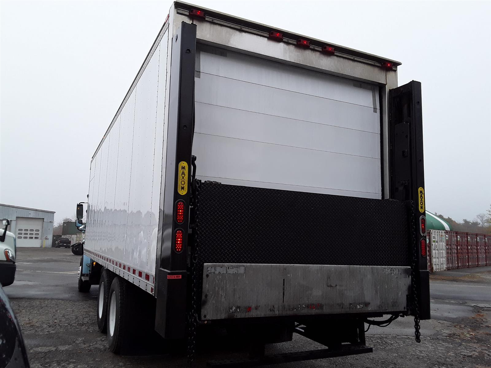 2013 Freightliner Truck 6x4, Refrigerated Body #492074 - photo 1