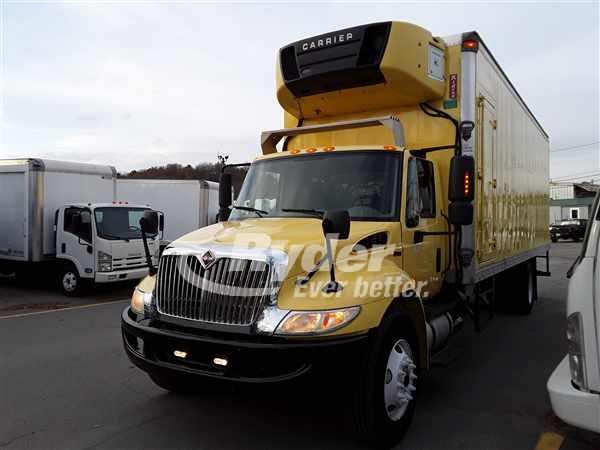 2013 International Truck 4x2, Carrier Refrigerated Body #507712 - photo 1