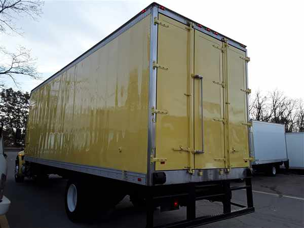 2013 International Truck 4x2, Carrier Refrigerated Body #507712 - photo 1