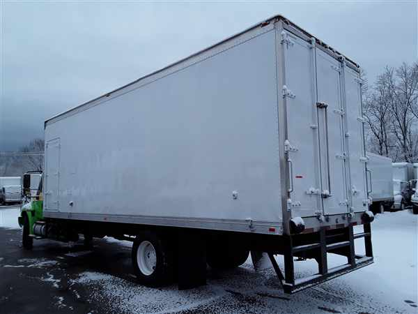 2013 International Truck 4x2, Carrier Refrigerated Body #507790 - photo 1