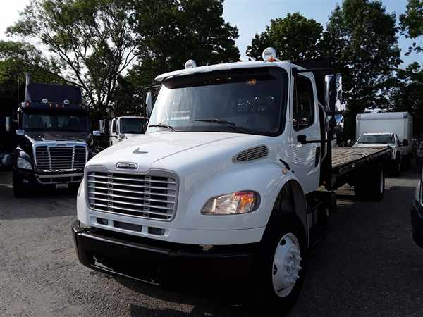 2014 Freightliner M2 106 4x2, Platform Body #512272 - photo 1