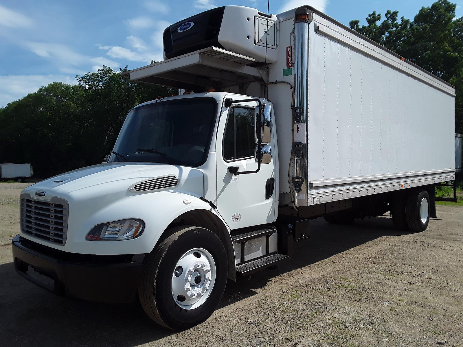 2013 Freightliner M2 106 4x2, Refrigerated Body #514808 - photo 1