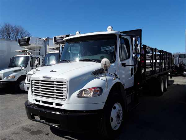 2014 Freightliner M2 106 6x4, Stake Bed #517078 - photo 1