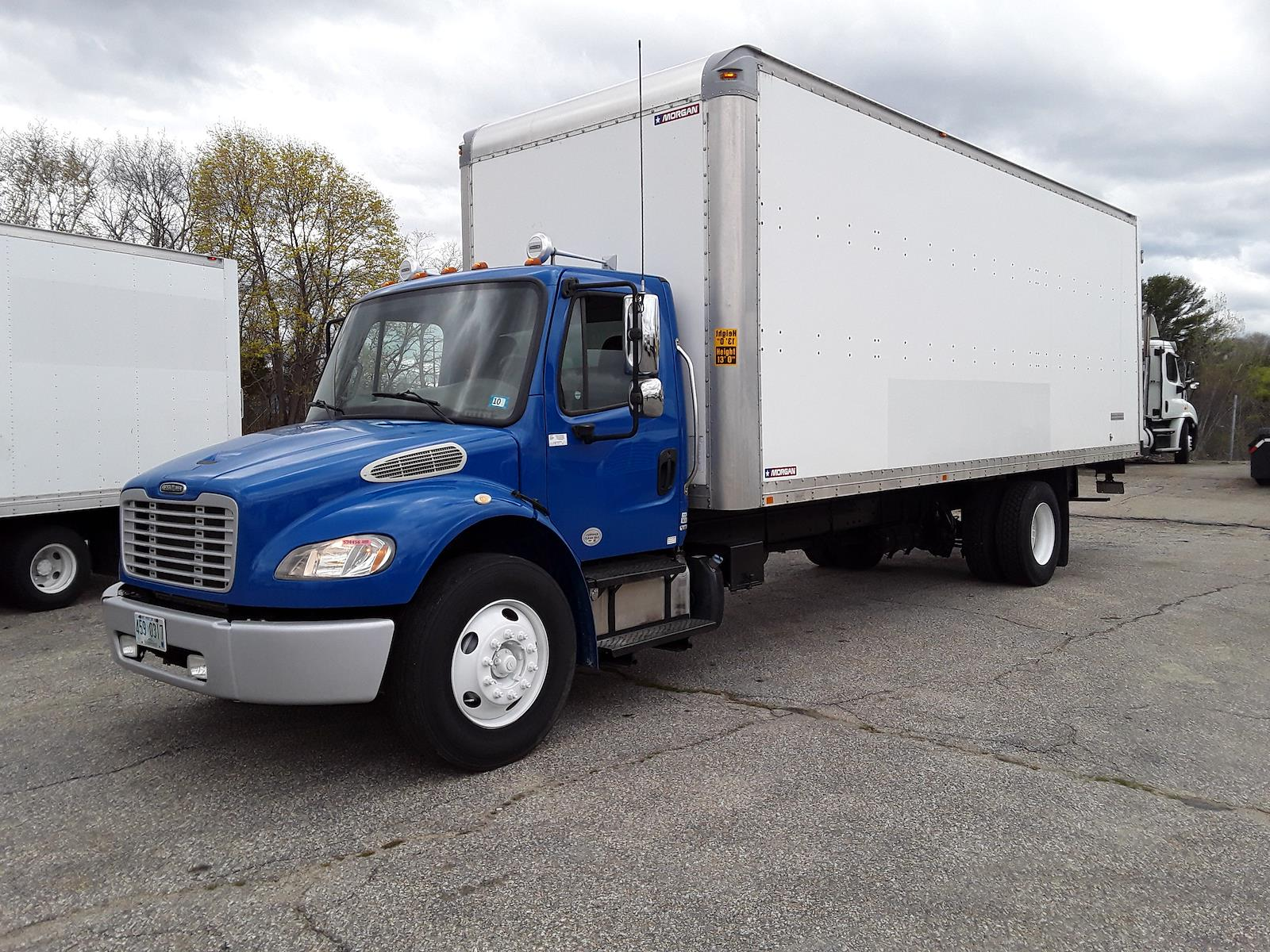 2014 Freightliner Truck 4x2, Dry Freight #534456 - photo 1