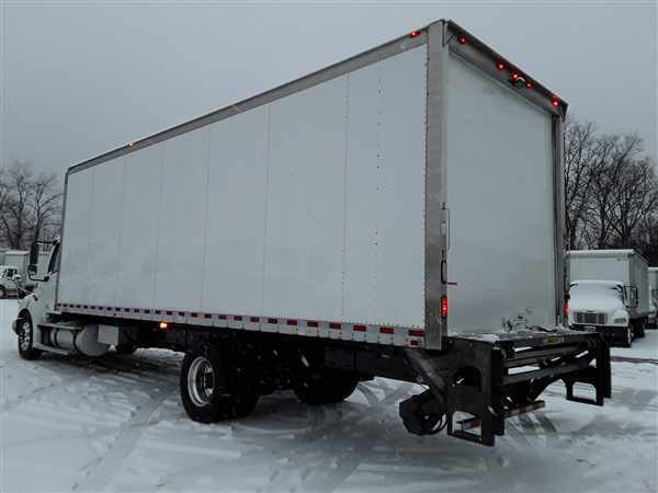 2014 Freightliner M2 112 4x2, Dry Freight #542968 - photo 1