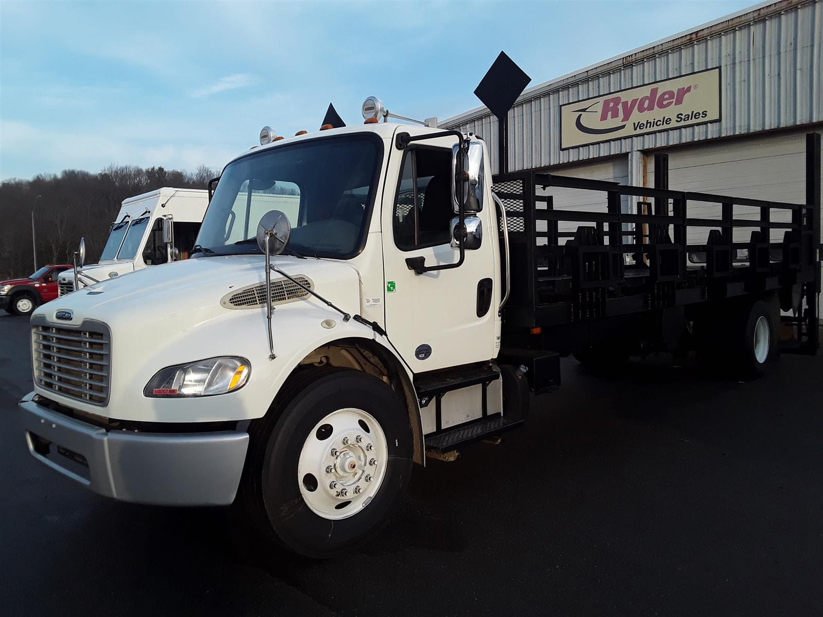 2014 Freightliner M2 106 4x2, Stake Bed #545707 - photo 1