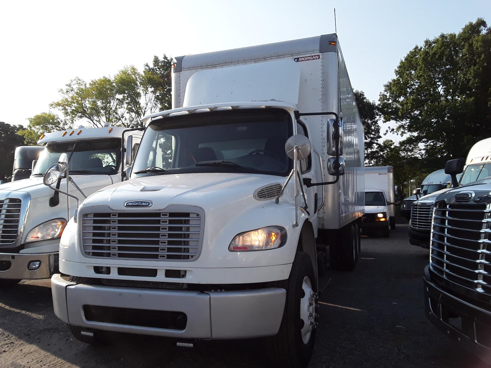 2014 Freightliner M2 106 6x4, Dry Freight #548564 - photo 1