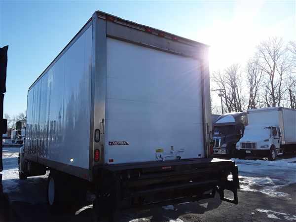 2014 Hino Truck, Refrigerated Body #551220 - photo 1