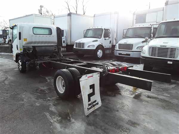 2014 Isuzu NPR-HD Regular Cab 4x2, Cab Chassis #567779 - photo 1
