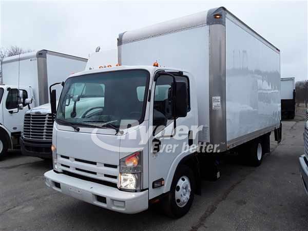 2014 Isuzu NPR-HD Regular Cab 4x2, Dry Freight #582955 - photo 1