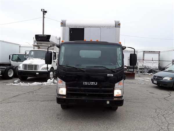 2014 Isuzu NQR 4x2, Dry Freight #641366 - photo 1