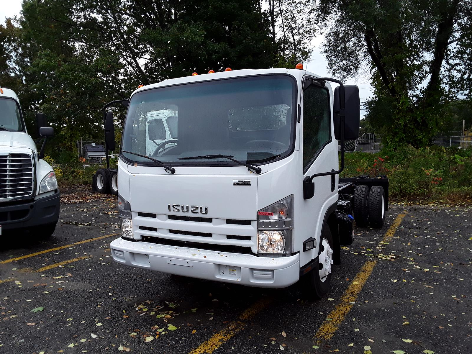 2015 Isuzu NPR-HD Regular Cab 4x2, Cab Chassis #644261 - photo 1