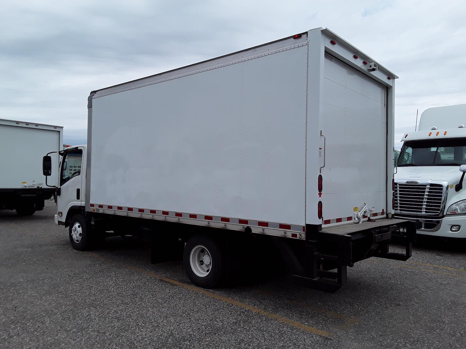2015 Isuzu NPR Regular Cab 4x2, Dry Freight #649663 - photo 1