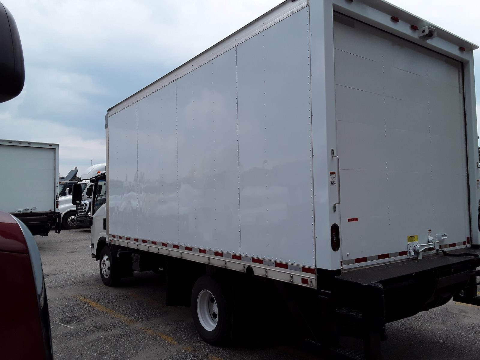 2016 Isuzu NPR Regular Cab 4x2, Dry Freight #673928 - photo 1