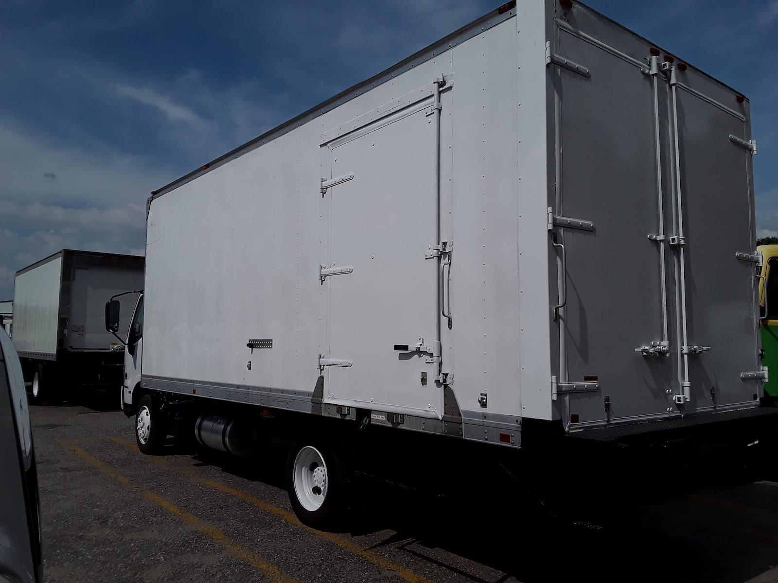 2017 Hino Truck Single Cab, Dry Freight #674590 - photo 1