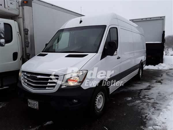 2016 Freightliner Sprinter 2500, Empty Cargo Van #676181 - photo 1