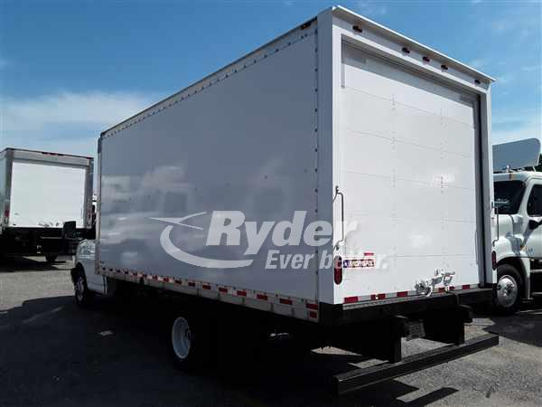 2017 GMC Savana 3500, Morgan Dry Freight #770136 - photo 1