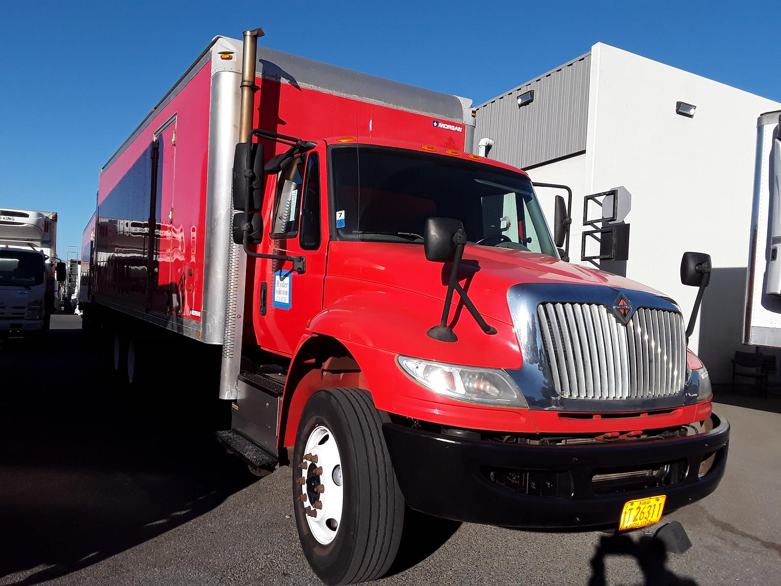 2015 International DuraStar 4400 6x4, Dry Freight #348897 - photo 1