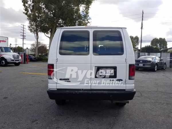 2011 Ford E-150 4x2, Empty Cargo Van #444758 - photo 1