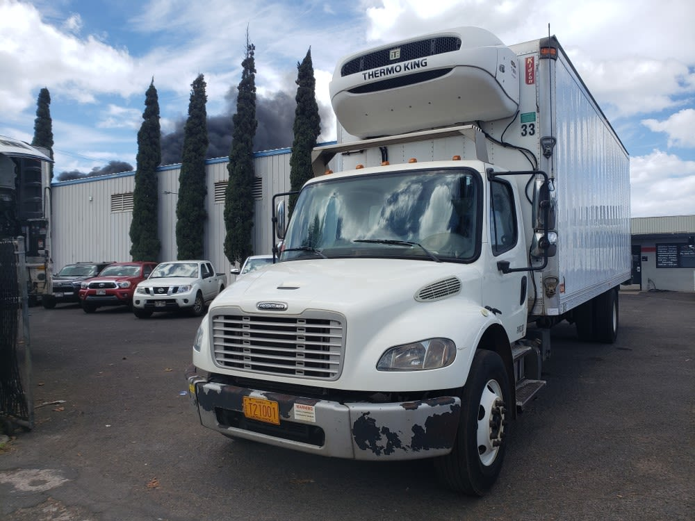 2013 Freightliner M2 106 4x2, Refrigerated Body #488633 - photo 1