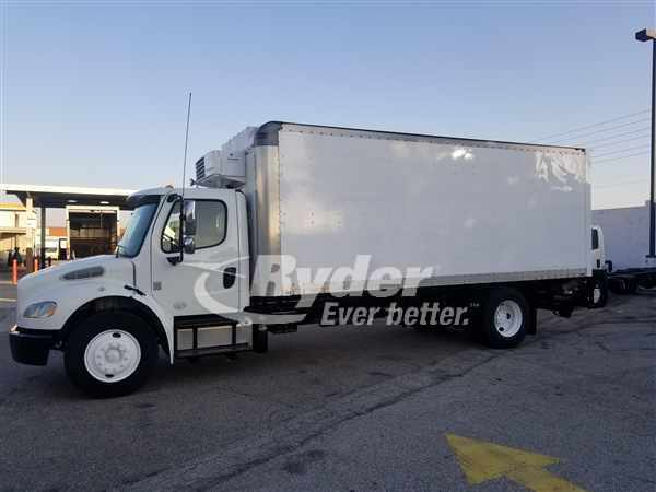 2013 Freightliner M2 106 4x2, Refrigerated Body #494213 - photo 1