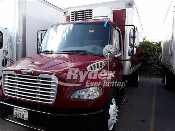 2014 Freightliner Truck 4x2, Refrigerated Body #517594 - photo 1