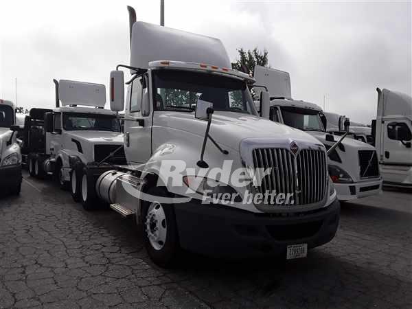 2014 International ProStar+ 6x4, Cab Chassis #546816 - photo 1