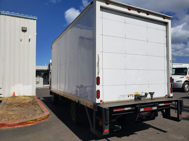 2010 Isuzu NPR Regular Cab 4x2, Dry Freight #627729 - photo 1