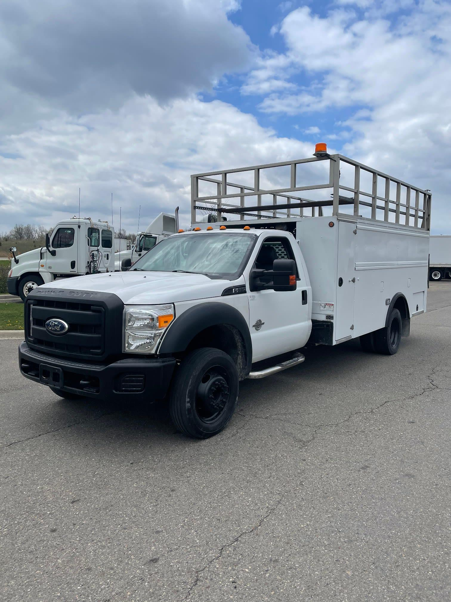 2012 Ford F-550 Regular Cab DRW 4x2, Other/Specialty #401895 - photo 1