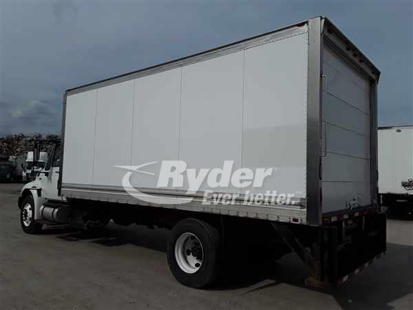 2013 International Truck 4x2, Dry Freight #490076 - photo 1