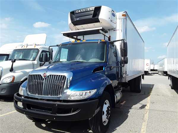 2013 International Truck 4x2, Refrigerated Body #503832 - photo 1