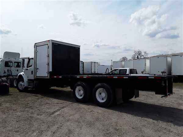 2013 Freightliner Truck 6x4, Platform Body #514871 - photo 1