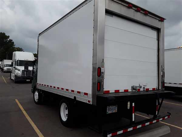 2016 Isuzu NPR-XD Regular Cab 4x2, Refrigerated Body #649559 - photo 1