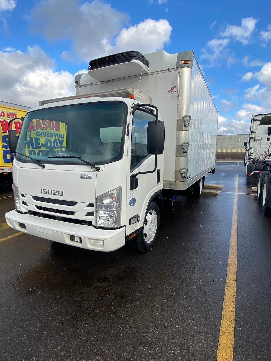2016 Isuzu NRR Regular Cab 4x2, Refrigerated Body #667399 - photo 1