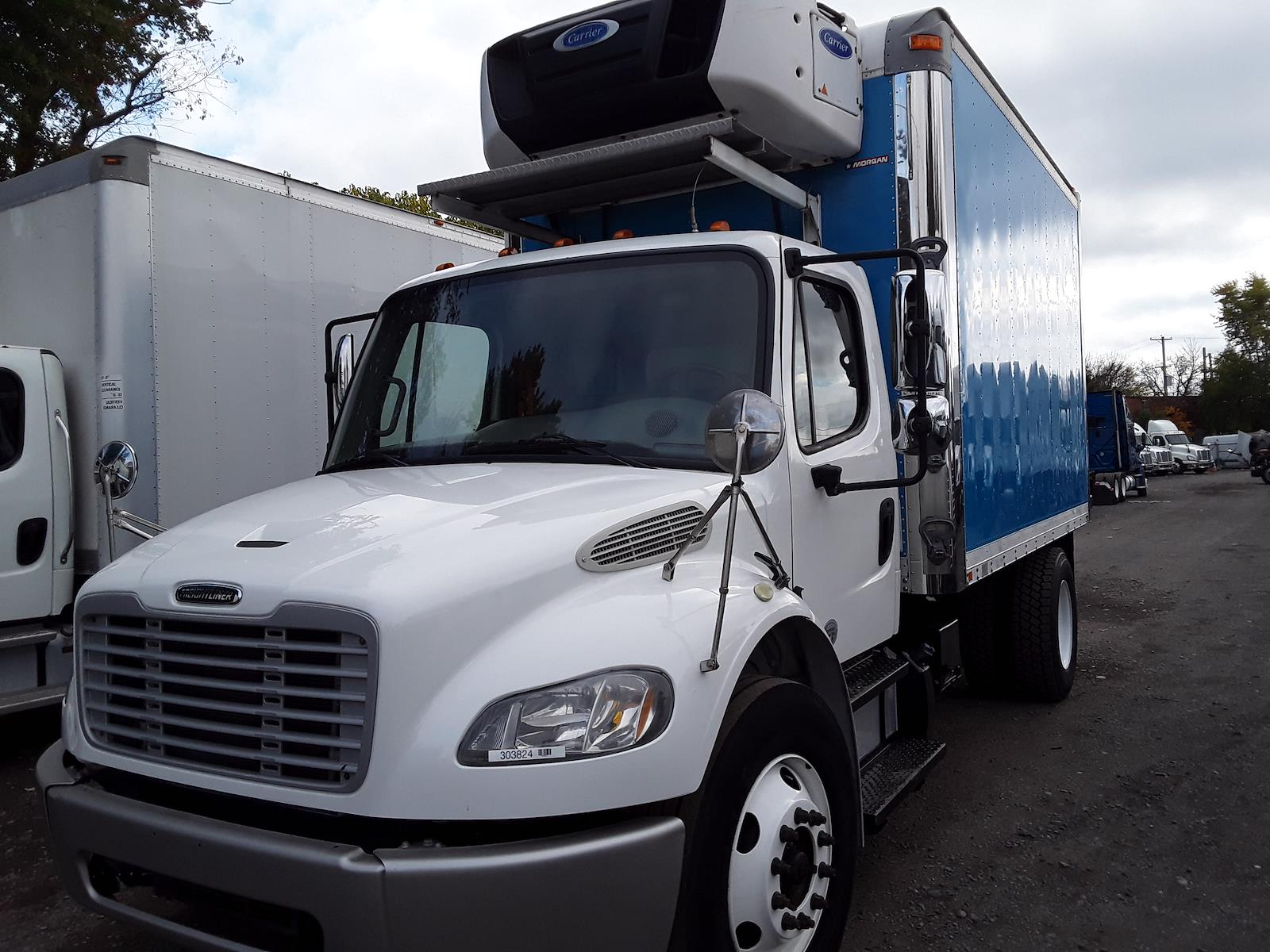 2015 Freightliner M2 106 4x2, Refrigerated Body #303824 - photo 1