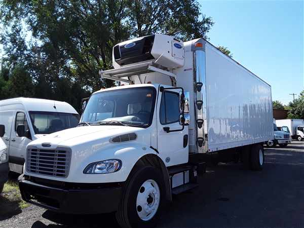 2015 Freightliner M2 106 4x2, Refrigerated Body #325535 - photo 1