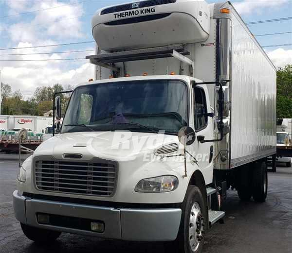 2015 Freightliner M2 106 4x2, Refrigerated Body #327634 - photo 1