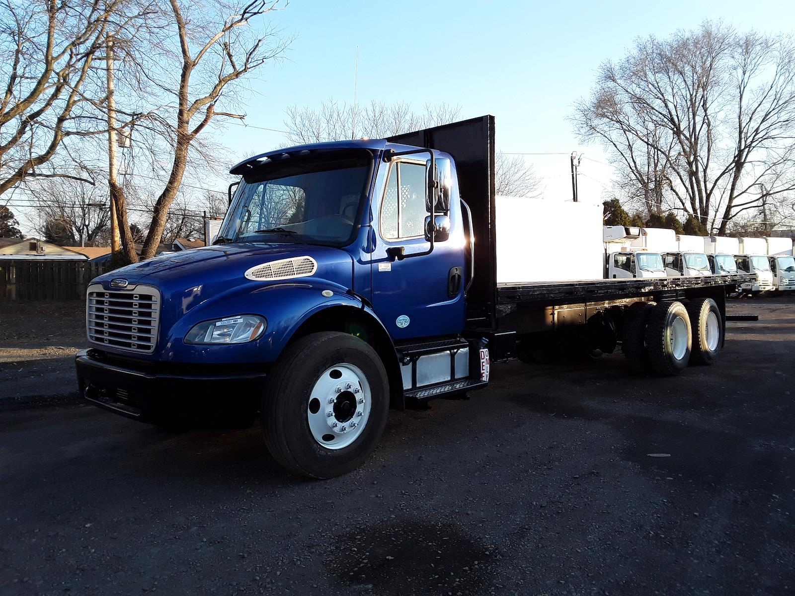 2015 Freightliner M2 106 6x4, Platform Body #335397 - photo 1